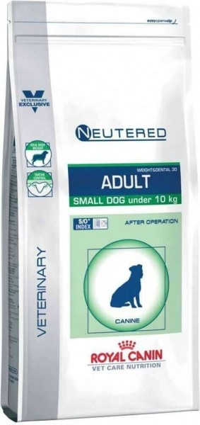 Royal Canin Veterinary DOG Neutered Adult Small