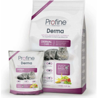 Profine Cat Derma pour chats à poils longs
