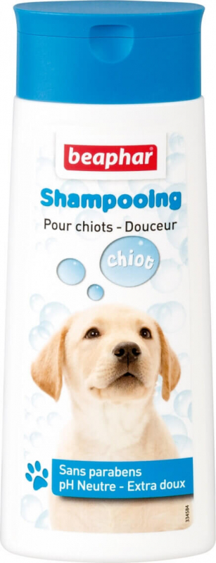 Shampoing Bulles pour chiot