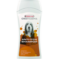 Shampoing-soin pour chiens anti-démangeaisons Oropharma 250 ml