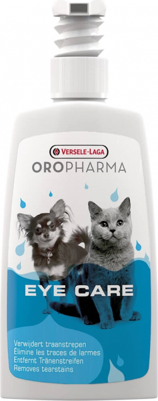 Lotion Eye Care Oropharma pour chiens et chats 150 ml
