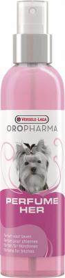 Eau de parfum Perfume Her Oropharma pour chiennes 150 ml