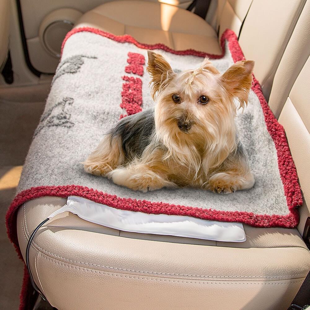 Tapis Chauffant Pet Thermal Mat Pour Chien Accessoires