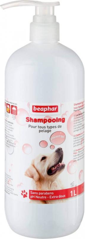Shampooing Bulles, tous types de pelage
