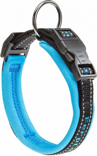 Collier Sport Dog bleu
