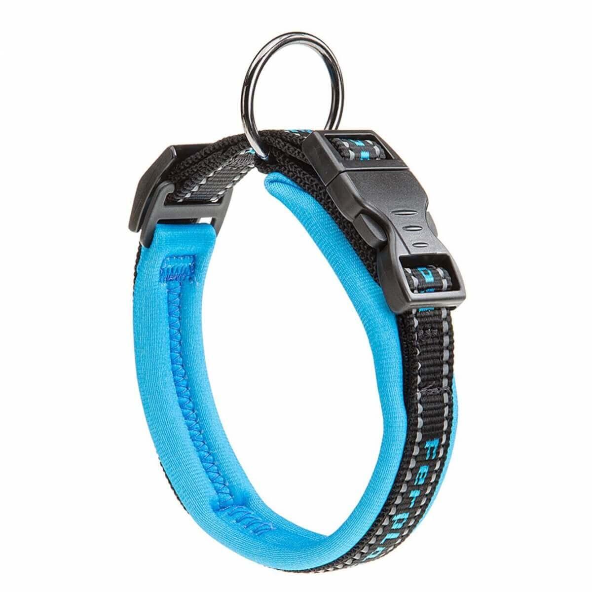 Collier Sport Dog bleu_0