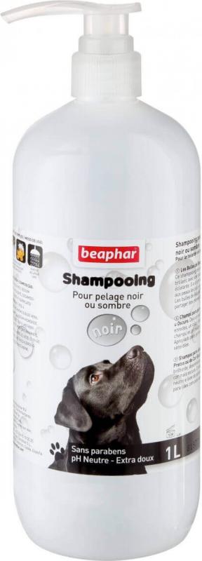 Shampooing Bulles, pelage noir ou sombre