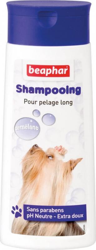 Shampooing Bulles, pelage long
