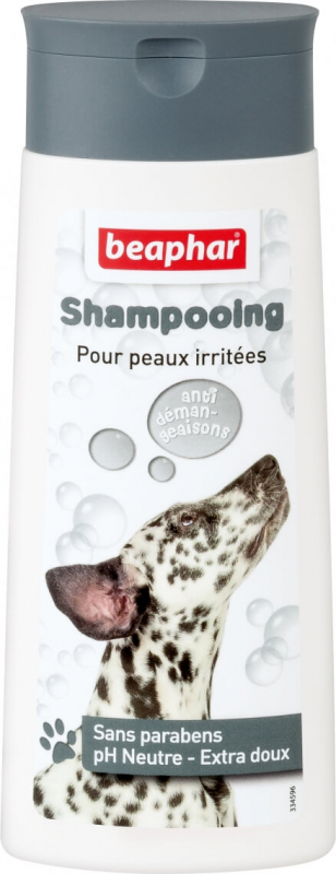 Shampoing Bulles, anti-démangeaisons