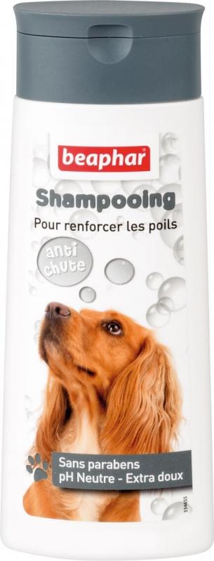 Shampoing Bulles, anti-chute de poils