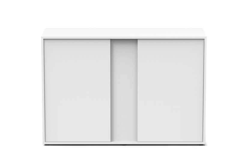 Mueble blanco para acuarios elegance expert acuario y - Mueble blanco pared ...