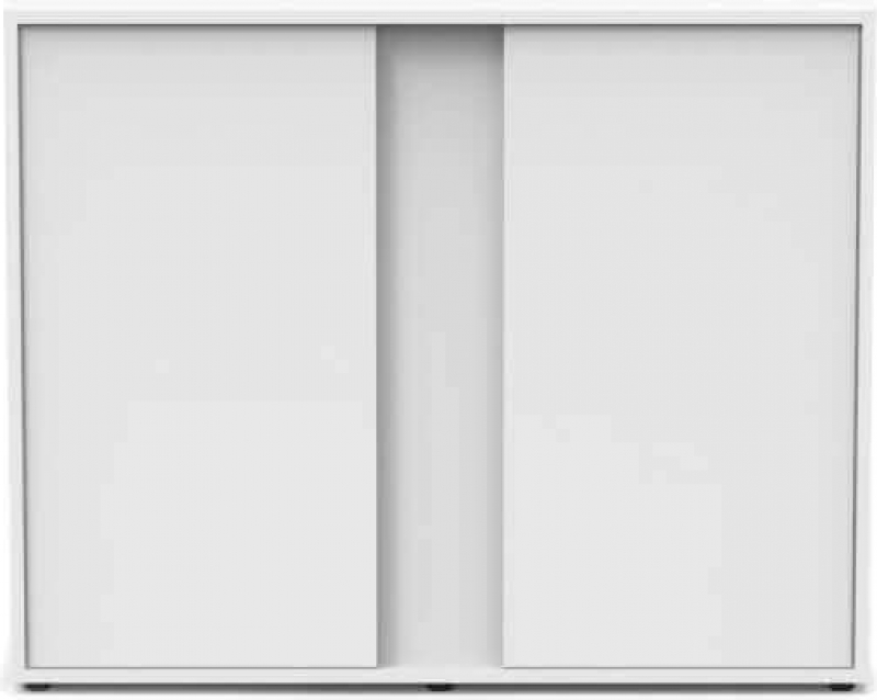 Mueble blanco para acuarios Elegance expert