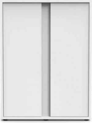 Meuble blanc pour aquarium Elegance expert