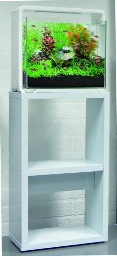 Meuble pour aquarium Superfish HOME blanc