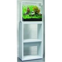 Meuble pour aquarium Superfish HOME blanc (1)