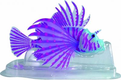 SuperFish Décos FLUO Tête de Lion