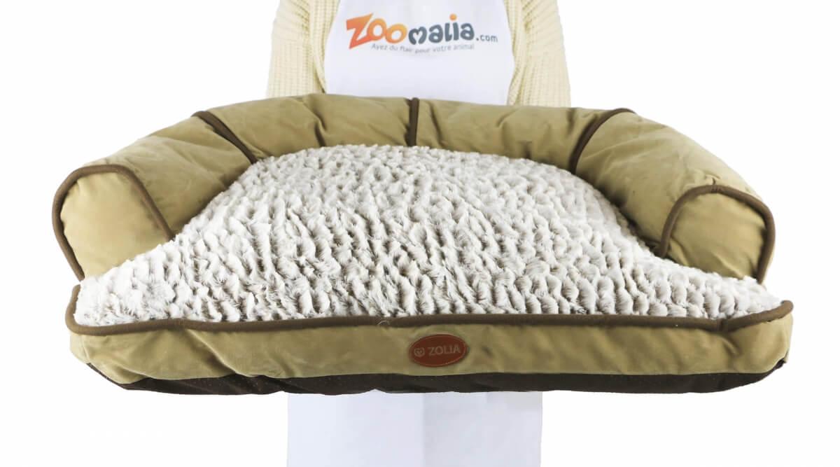 Coussin canapé pour chien ZOLIA FINO_4