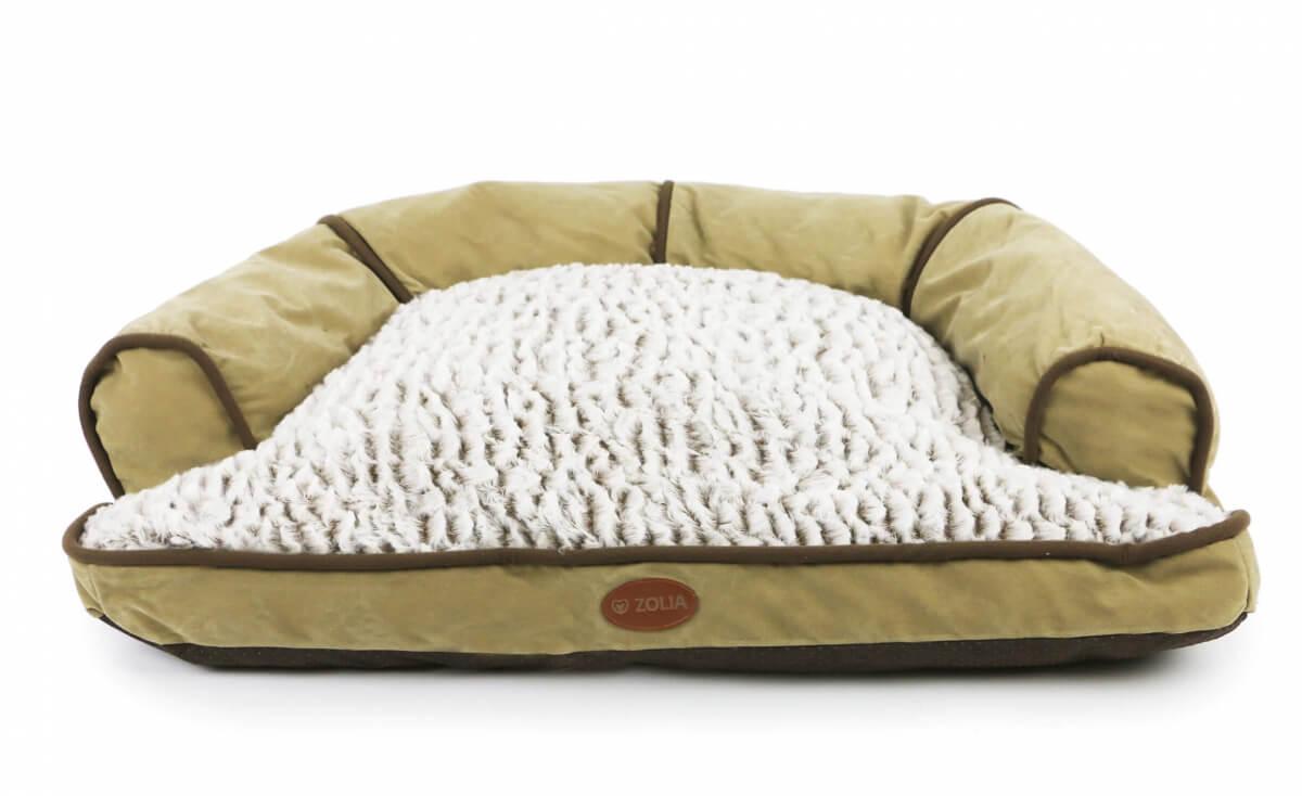 Coussin canap pour chien zolia fino coussin et tapis chien for Canape pour chien