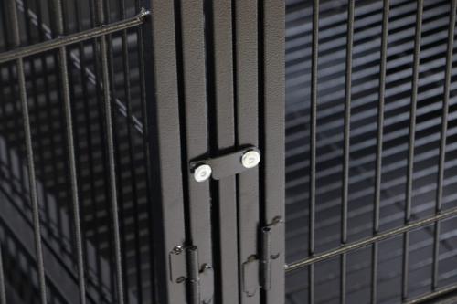 Cage double ZOLIA GABON pour grand perroquet _5