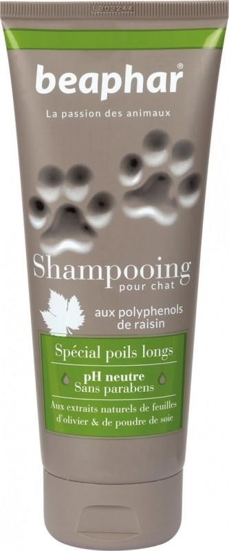 Shampoing Premium chat poils longs