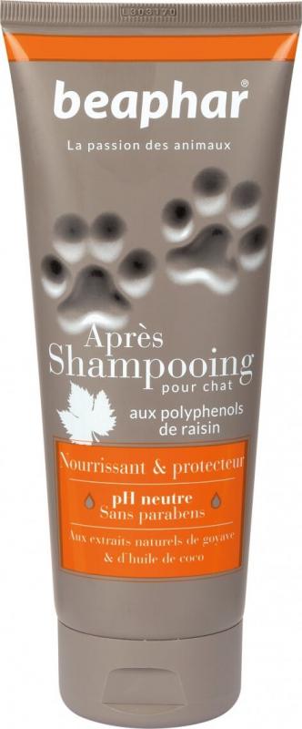 Après-shampooing Premium chat