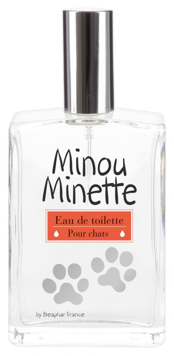 minou minette parfum f r katzen shampoos und pflege f r die haut und das fell. Black Bedroom Furniture Sets. Home Design Ideas