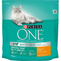 Purina ONE Senior Special Cat 11+ Pollo y Cereales completos - 1.5kg