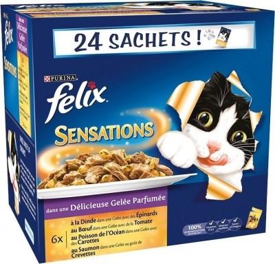 Félix Sachets Fraîcheurs