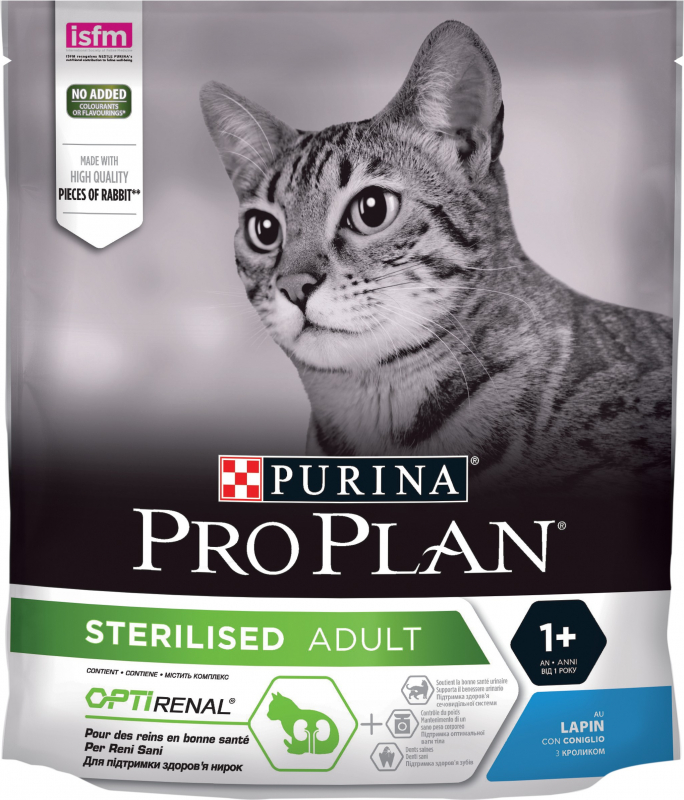 PRO PLAN Sterilised Adult - Optirenal