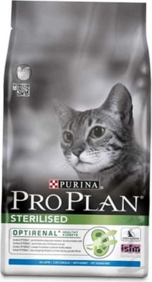 PRO PLAN Sterilised Riche en lapin pour chat