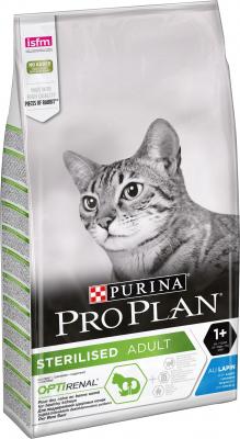 PRO PLAN Sterilised Adult Optirenal au Lapin pour chat adulte stérilisé