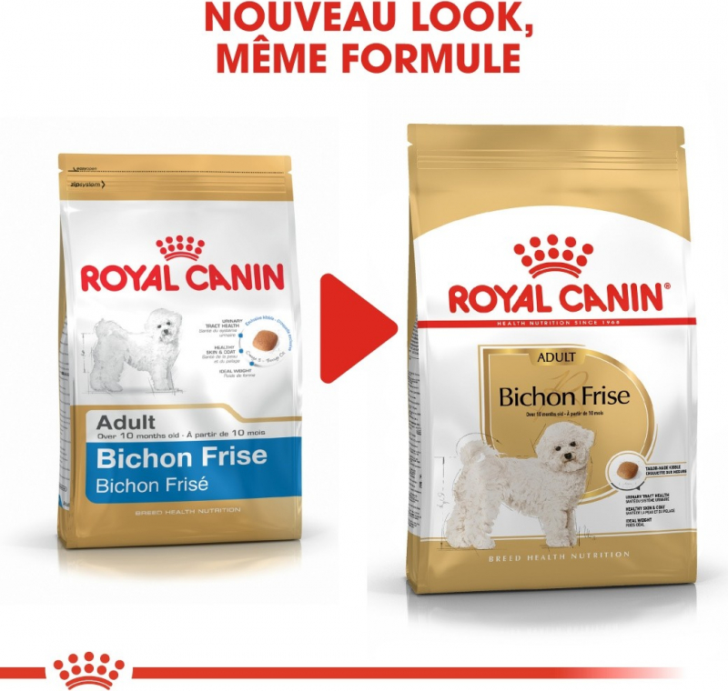 Royal Canin Breed Bichon Frisé Adult