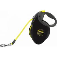 Flexi GIANT PROFESSIONAL jaune fluo 10m