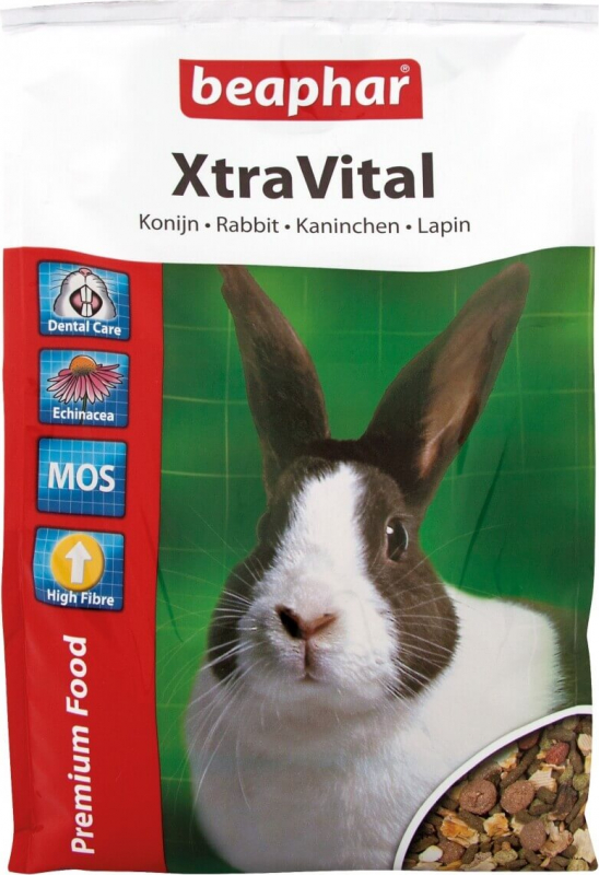 XtraVital, alimento especial para coelhos