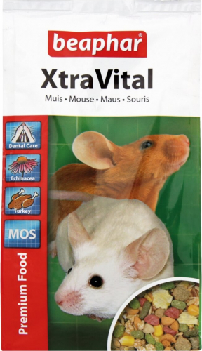 XtraVital, alimentation premium souris