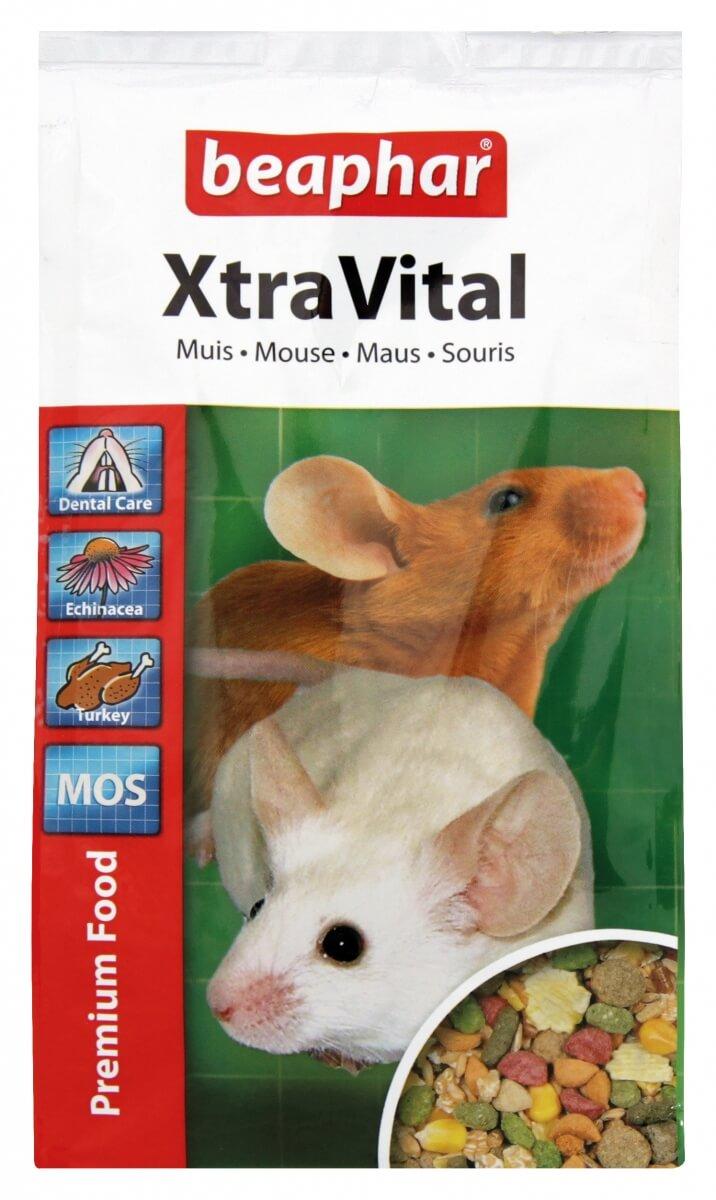 XtraVital, alimentation premium souris_0