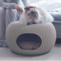 Cozy Pet Home niche douillette 2 en 1