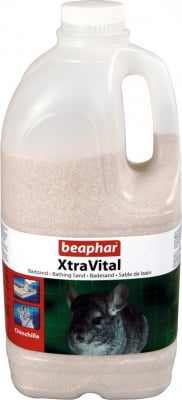 XtraVital, sable de bain pour chinchilla