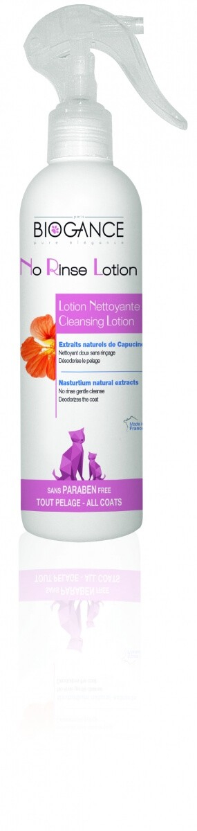Lotion nettoyante No Rinse Lotion Cat_0