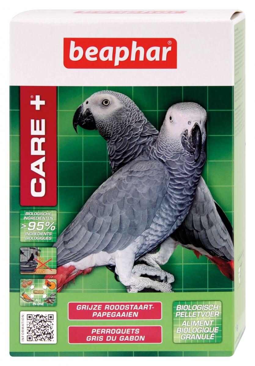 Care+ alimentation extrudée pour perroquets gris du Gabon_0