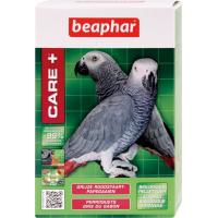Care+ alimentation extrudée pour perroquets gris du Gabon