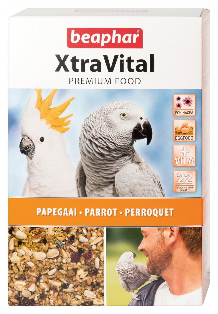 XtraVital, alimentation premium pour perroquets_0
