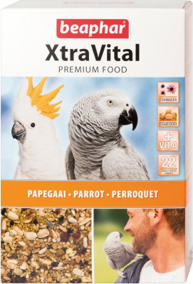 XtraVital Papagei Futter