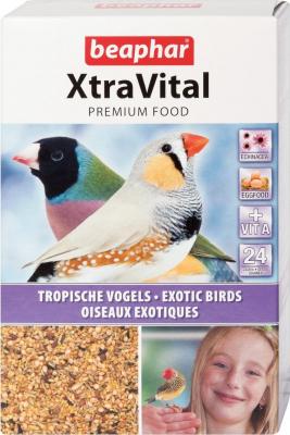 XtraVital, alimentation premium pour oiseaux exotiques