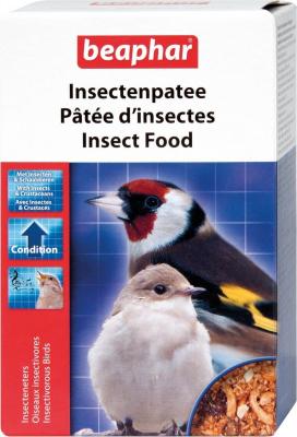 Paté de insectos para pájaros