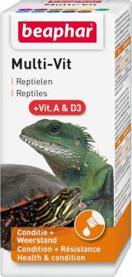 Multi-vit, Vitamine für Reptilien
