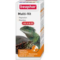 Multi-vit, vitamines voor reptielen