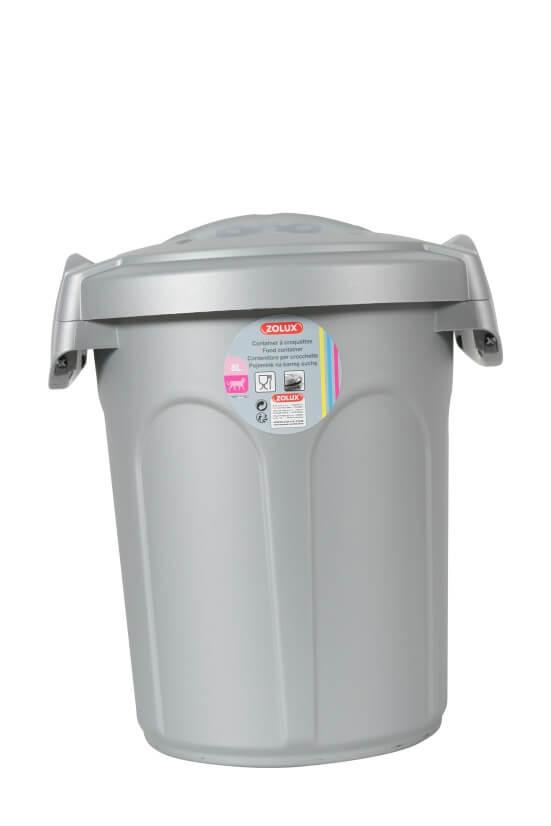 Container croquettes plastique contenance 8l doseur et for Container en francais