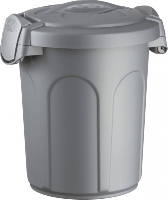 Container à croquettes plastique contenance 8L