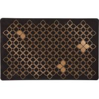 Set de table brun/bronze